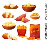 Potato Food Products  Cook...