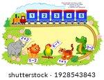 math education for children.... | Shutterstock .eps vector #1928543843