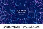 artificial intelligence data... | Shutterstock .eps vector #1928664626