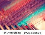 Multicolored Straight Strands...