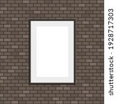 black realistic picture frame... | Shutterstock .eps vector #1928717303