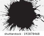 illustration abstract... | Shutterstock .eps vector #192878468