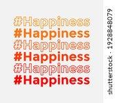 happiness vector illustration...   Shutterstock .eps vector #1928848079