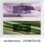 watercolor and liquid ink with...   Shutterstock .eps vector #1928870150