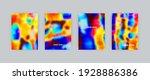 set of vector cover templates.... | Shutterstock .eps vector #1928886386