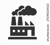 industry manufactory icon.... | Shutterstock .eps vector #1929024410