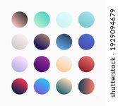 trendy colorful gradient...