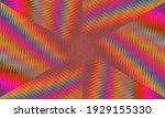 geometric design  mosaic of a... | Shutterstock .eps vector #1929155330