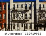 new york city apartments | Shutterstock . vector #192919988