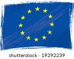 European Union Flag Created In...