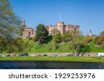 Inverness Castle Over The River ...