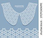 vector fashion background....   Shutterstock .eps vector #1929260690