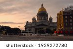 St. Isaac's Cathedral In The...