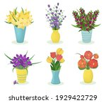 spring vector illustration of...   Shutterstock .eps vector #1929422729