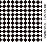 diagonal race flag pattern.... | Shutterstock .eps vector #1929427109