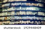 Business Office Windows At...
