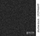 abstract digital grey pixels... | Shutterstock .eps vector #192946649