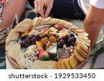 Beautiful Charcuterie Cheese...