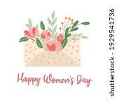 internationa women's day... | Shutterstock .eps vector #1929541736