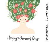 international women's day... | Shutterstock .eps vector #1929541826