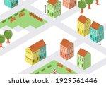 vector illustration of... | Shutterstock .eps vector #1929561446