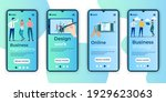 a set of ui  ux interfaces for...