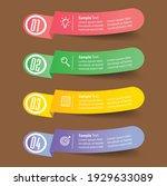 modern text box template ...   Shutterstock .eps vector #1929633089
