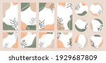 story templates and highlights ... | Shutterstock .eps vector #1929687809