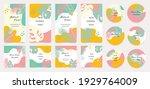 summer insta story templates... | Shutterstock .eps vector #1929764009