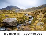 View Of Snowdonia  A...