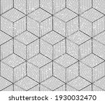 seamless pattern with grunge... | Shutterstock .eps vector #1930032470