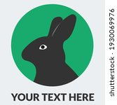 Rabbit Icon For Organization....