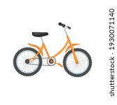 vector illustration of bicycle...   Shutterstock .eps vector #1930071140