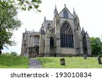 Ripon Cathedral In Yorkshire U...