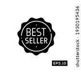 online shop top seller icon....