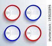 vector modern infographic... | Shutterstock .eps vector #193020896