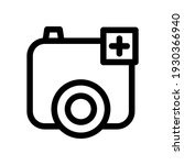 camera add icon or logo... | Shutterstock .eps vector #1930366940