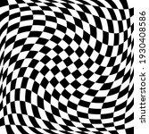 18x18 twisted chessboard... | Shutterstock .eps vector #1930408586