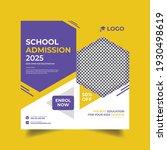 admission promotion social... | Shutterstock .eps vector #1930498619