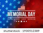 Happy Usa Memorial Day...