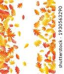 oak  maple  wild ash rowan...   Shutterstock .eps vector #1930563290