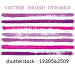 scribble ink brush strokes...   Shutterstock .eps vector #1930563509