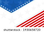 Usa Abstract Background With...