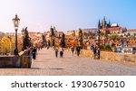 prague  czech republic   april... | Shutterstock . vector #1930675010