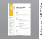 Professional Resume Template...