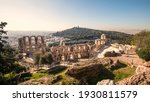 The Acropolis Of Athens Is An...