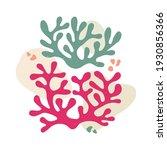 vector contemporary composition ... | Shutterstock .eps vector #1930856366
