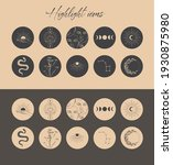 vector highlight covers with... | Shutterstock .eps vector #1930875980