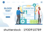 male character came to hospital ...   Shutterstock .eps vector #1930910789