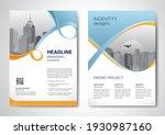 template vector design for... | Shutterstock .eps vector #1930987160